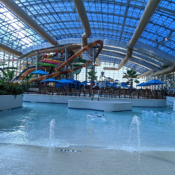 Epic Waters Indoor Waterpark HOMESCHOOL DAY