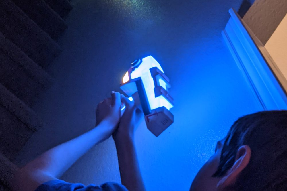 Laser X Evolution Lights Up for Fun Day and Night
