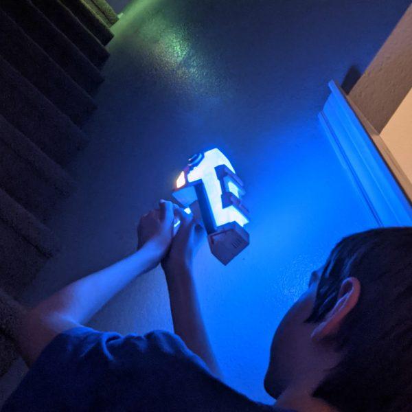 Laser X Evolution for Laser Tag at Home