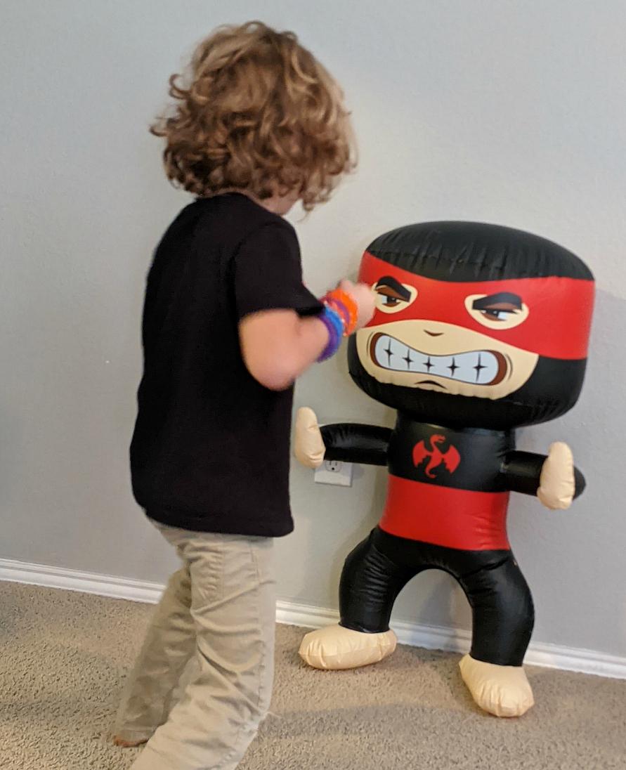 Wubble Rumble Ninja
